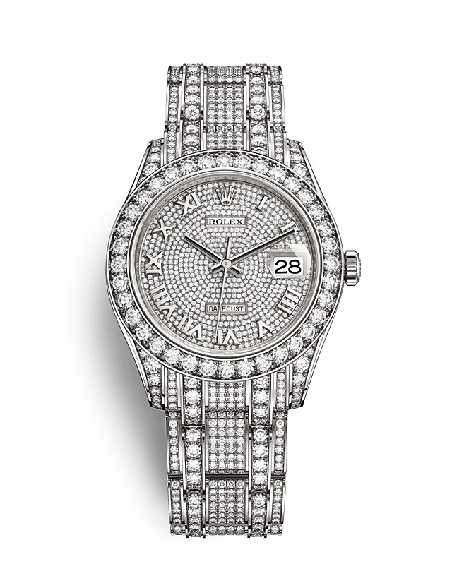 Montre rolex Pearlmaster